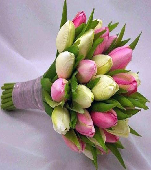 Bouquet de 40 Tulipanes
